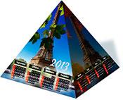 календар-пірамідка